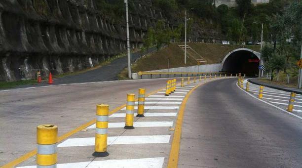 Túnel-Guayasamin