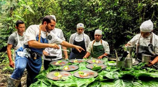 Rodrigo Pacheco lleva más de dos décadas en esta profesión. Foto: Culinary Interaction