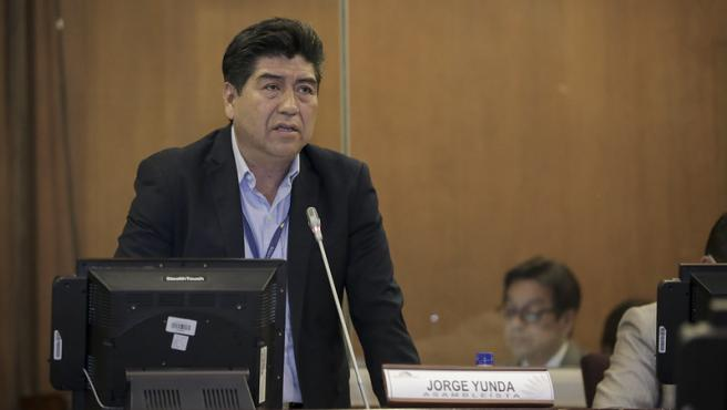 Alcalde Jorge Yunda. Foto: Internet