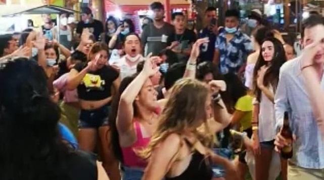 Juan Zapata señaló que la factura de estas fiestas se verán en tres semanas. Foto: Captura de pantalla