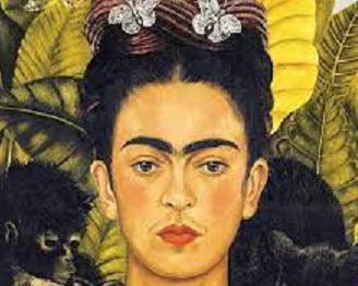 Autorretrato (Frida Khalo)